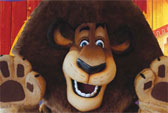 Cirkus, Cirkus with Alex the Lion from Madagascar 3